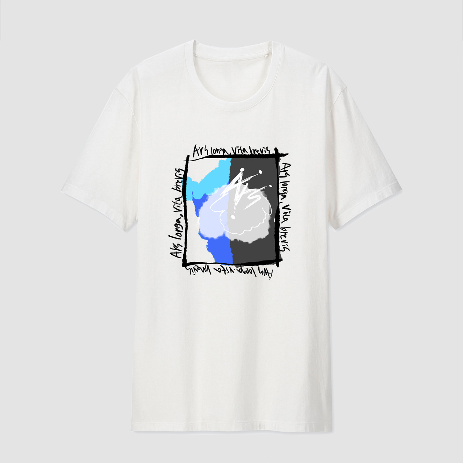 ArsXCoco T-Shirt_White